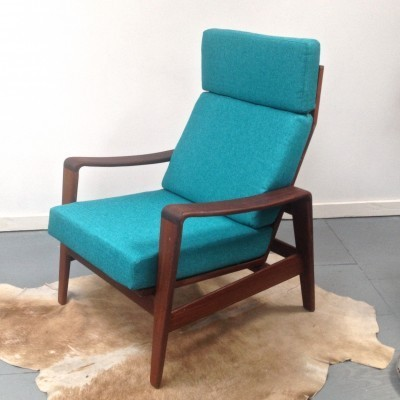 Arm chair from the sixties by Arne Wahl Iversen for Komfort