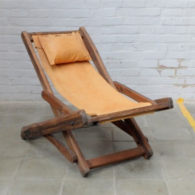 Rocking chair from the seventies by unknown designer for unknown producer