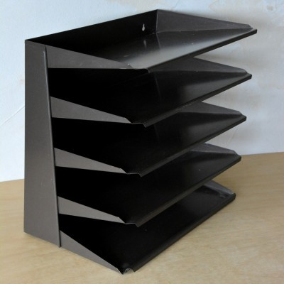 Magazine holder from the fifties by unknown designer for unknown producer