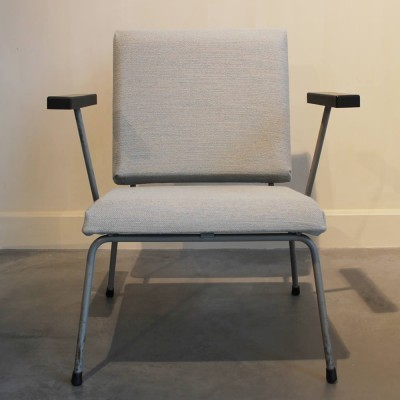 415/1401 arm chair from the fifties by Wim Rietveld for Gispen