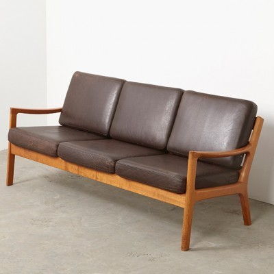 Senator sofa from the fifties by Ole Wanscher for Cado