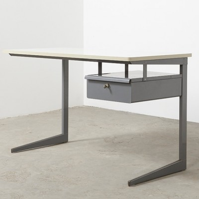 Result Teacher writing desk from the fifties by Friso Kramer for Ahrend de Cirkel