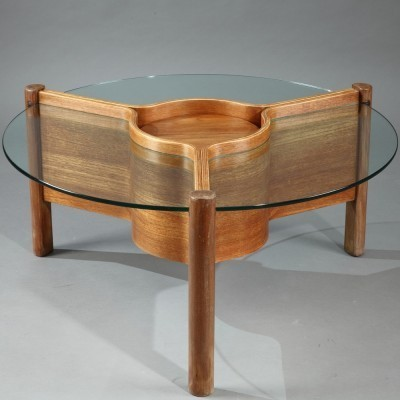 Nathan Furniture England coffee table, 1960s