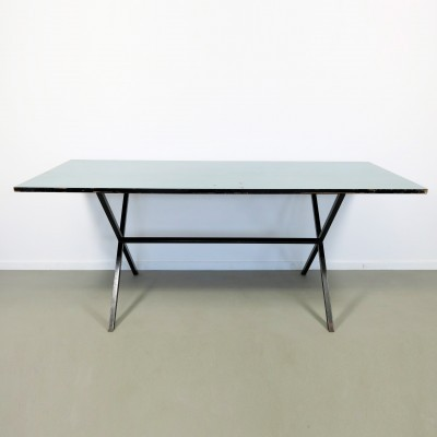 Dining table by Ladislav Rado for Knoll & Drake, 1950s