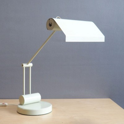 2 desk lamps from the seventies by unknown designer for unknown producer