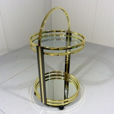 Liqueur Cart serving trolley from the seventies by unknown designer for unknown producer