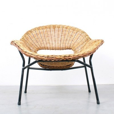 Lounge chair from the sixties by Dirk van Sliedregt for Jonkers
