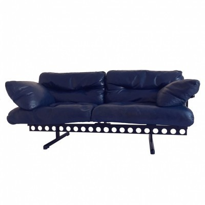 Ouverture sofa from the eighties by Pierluigi Cerri for Poltrona Frau