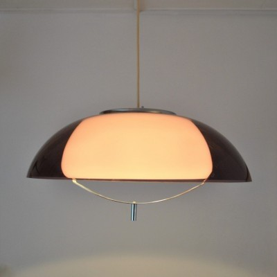 Hanging lamp from the sixties by unknown designer for Guzzini