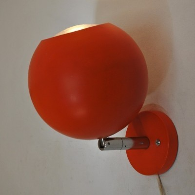 Spot wall lamp from the sixties by unknown designer for unknown producer
