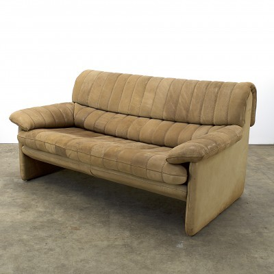 DS-85 sofa from the sixties by unknown designer for De Sede