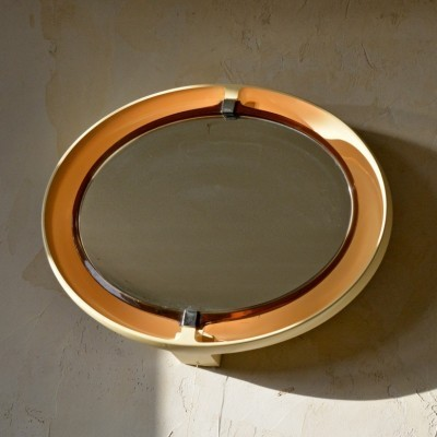 A136 mirror from the sixties by unknown designer for Allibert