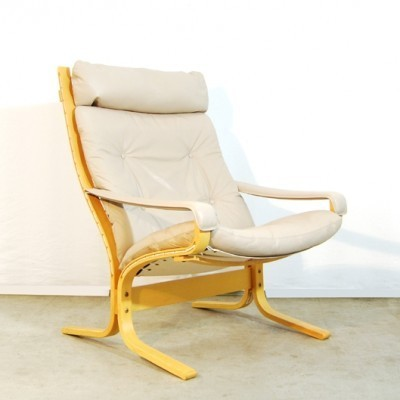 2 x Siësta lounge chair by Ingmar Relling for Westnofa, 1970s