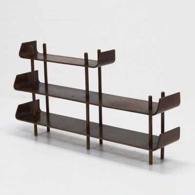 Wall unit from the fifties by Willem Lutjens for Gouda den Boer