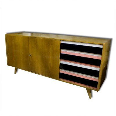 Sideboard from the fifties by Jiří Jiroutek for Interier Praha