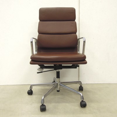 EA219 office chair from the fifties by Charles & Ray Eames for Vitra