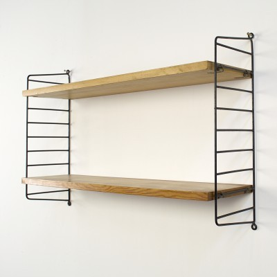 Wall unit from the seventies by Nisse Strinning for String Design AB