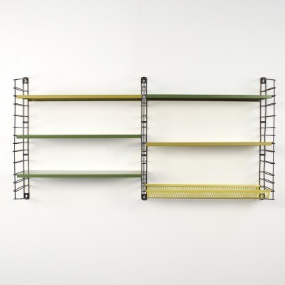 Wall unit from the fifties by D. Dekker for Tomado