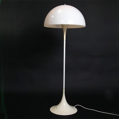 Panthella floor lamp from the fifties by Verner Panton for Louis Poulsen