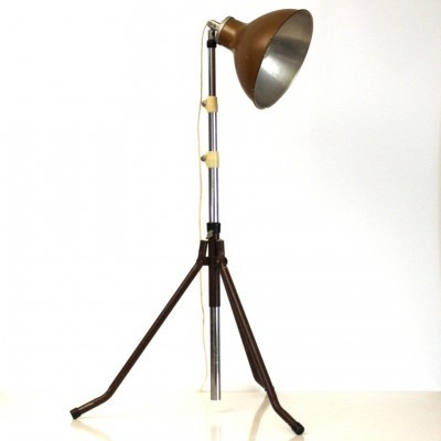 Photostudio floor lamp from the seventies by unknown designer for Cifo