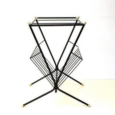 Wire magazine holder from the fifties by unknown designer for Pilastro