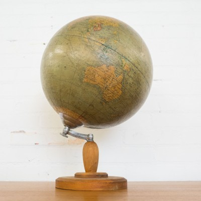 Globe from the forties by unknown designer for Girard et Barrère
