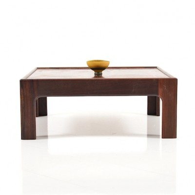 Coffee table from the sixties by Illum Wikkelsø for Eilersen