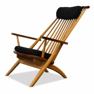 Lounge chair from the fifties by Tateishi Shoiji for unknown producer