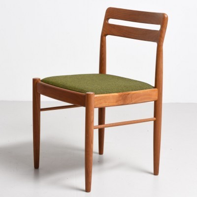 6 dinner chairs from the fifties by Henry W. Klein for Bramin