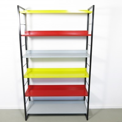 Wall unit from the sixties by D. Dekker for Tomado