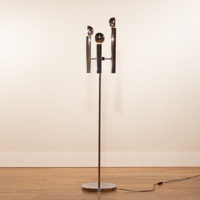 Floor lamp from the sixties by unknown designer for Sciolari