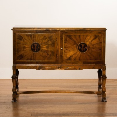 Cabinet from the twenties by unknown designer for Seffle Sweden