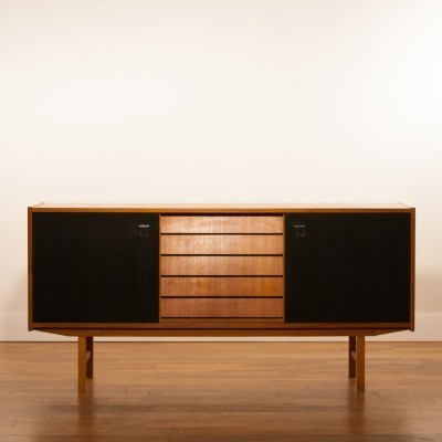 Sideboard from the fifties by Erik Wørts for unknown producer