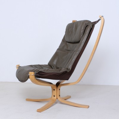 Falcon lounge chair by Sigurd Resell for Vatne Møbler, 1960s