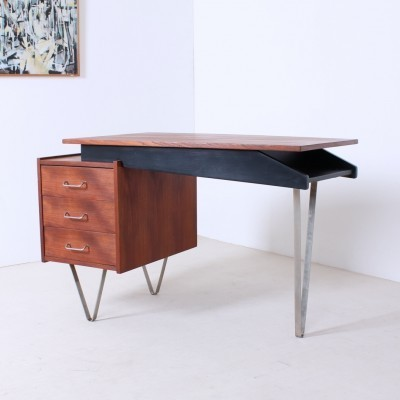 Writing desk from the fifties by Cees Braakman for Pastoe