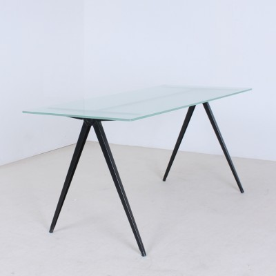 Coffee table from the fifties by unknown designer for Marko Holland