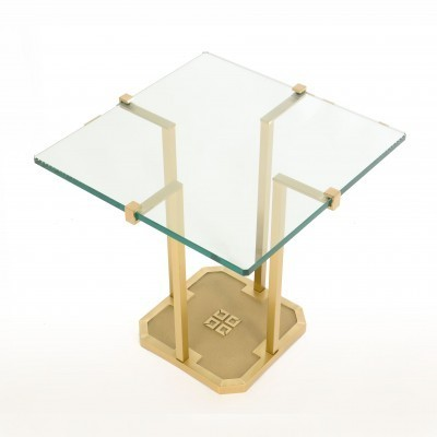 Side table from the seventies by Peter Ghyczy for Ghyczy