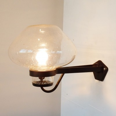 XL Version wall lamp by Gunnar Asplund for ASEA, 1950s