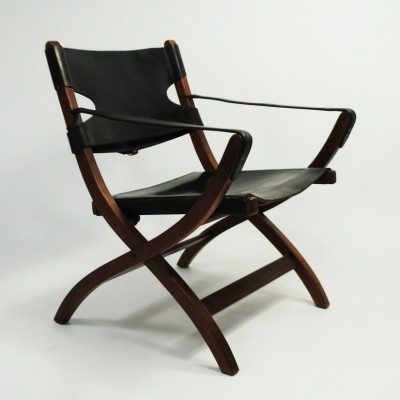 Campaign Chair / PH70 dinner chair from the fifties by Poul Hundevad for Vamdrup