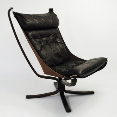 Falcon lounge chair from the sixties by Sigurd Ressell for Vatne Møbler