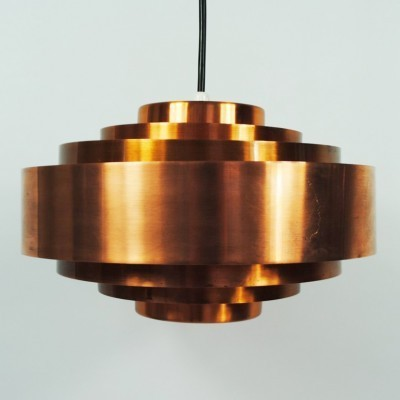 Ultra hanging lamp from the sixties by Jo Hammerborg for Fog & Mørup