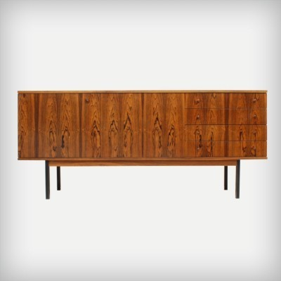 Sideboard from the sixties by unknown designer for BUB Wertmöbel Germany