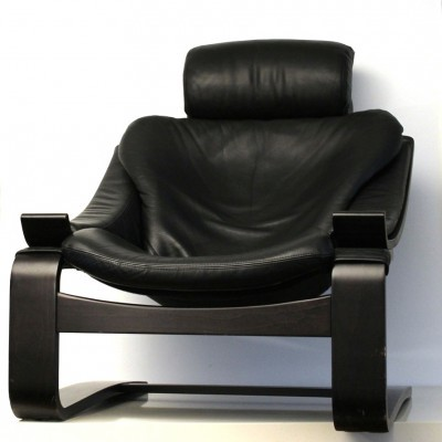 Kroken lounge chair from the seventies by Ake Fribytter for Nelo