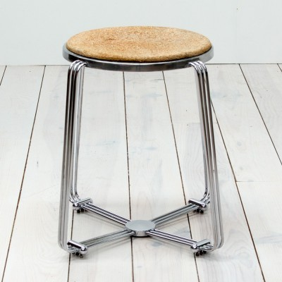 Stool from the thirties by unknown designer for Alpax