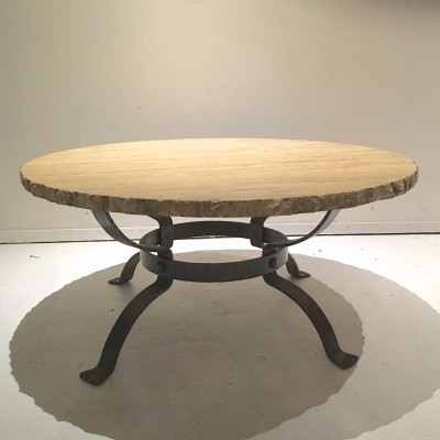 Coffee table from the seventies by unknown designer for unknown producer