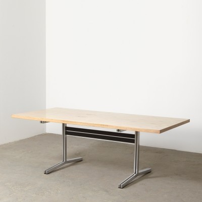 Dining table from the sixties by Theo Tempelman for AP Originals