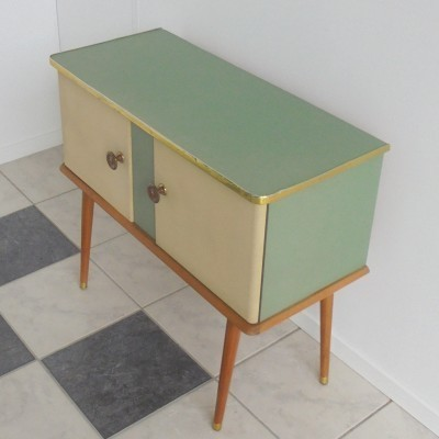 Libelle sideboard from the fifties by unknown designer for unknown producer