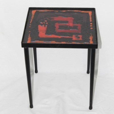 Robert Cloutiers coffee table, 1950s