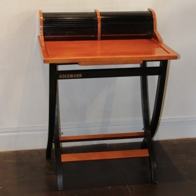 Writing desk from the seventies by unknown designer for Goldmann