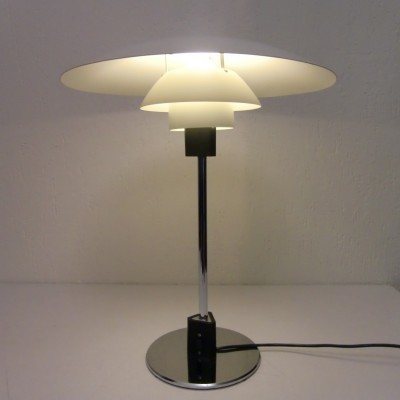 Ph 4/3 desk lamp from the fifties by Arne Jacobsen for Louis Poulsen
